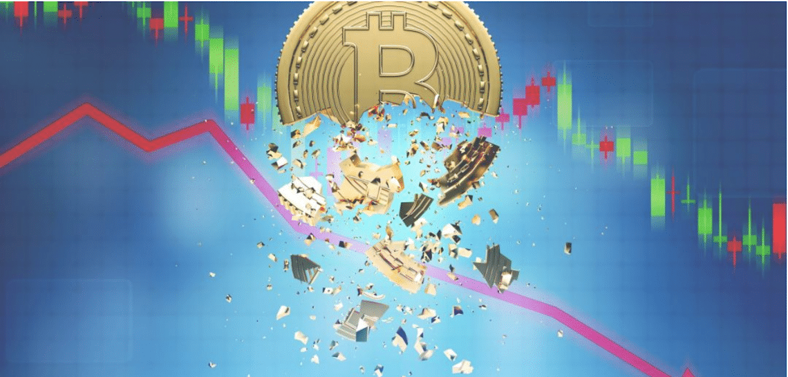 Bitcoin Crash – What are the reasons and what happens next?