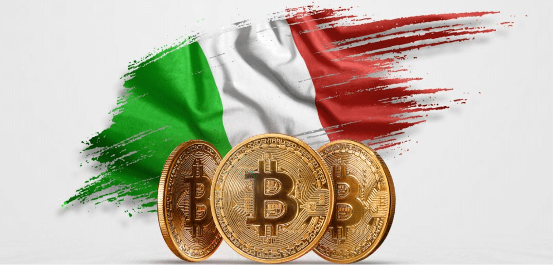 Italian bank expands offer through bitcoin trading