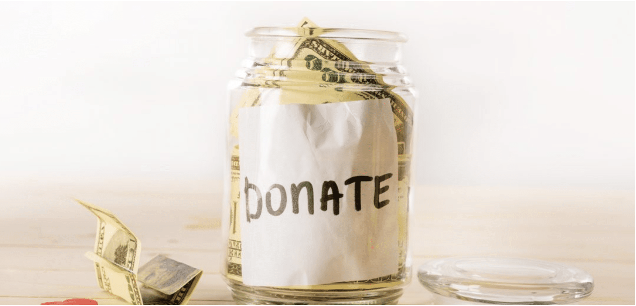 Bitcoin donations in the fight against COVID-19