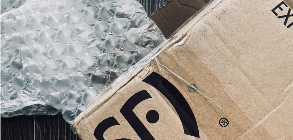 Read more about the article Chinese courier service deals with blockchain during pandemic