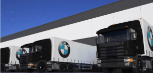 BMW completes Blockchain project in logistics area