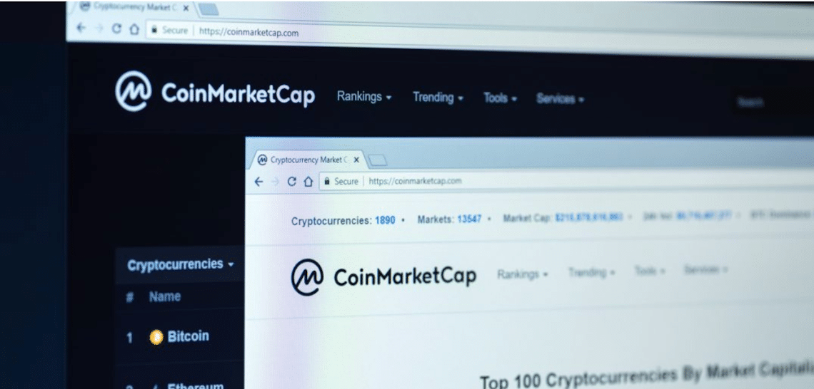 Binance takes over Coinmarketcap