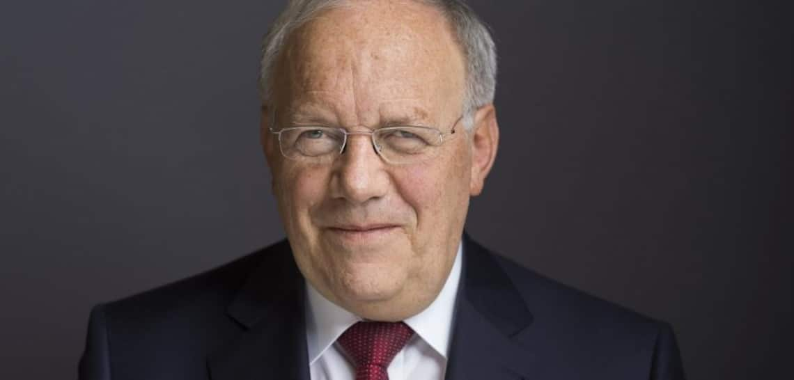 Johann Schneider-Ammann becomes member of the board of directors of the Zug-based start-up CV VC