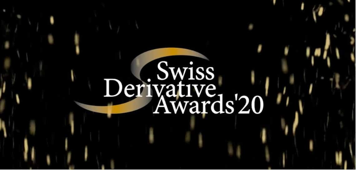 Reverse convertible on Bitcoin wins Swiss Derivative Award