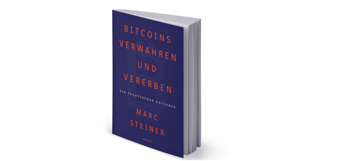 Read more about the article Book presentation: Keeping and bequeathing Bitcoins