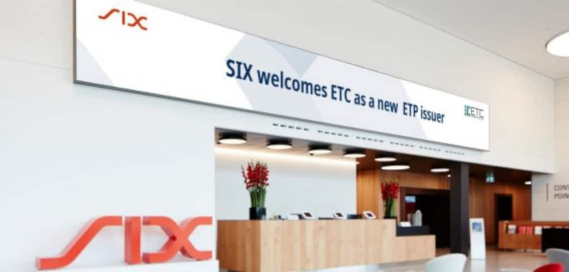 SIX Welcomes ETC Group as New ETP Issuer