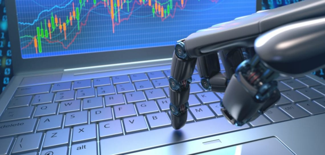 Read more about the article An introduction to algorithmic trading