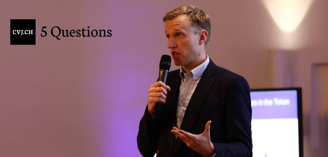 5 questions answered by Johannes Schmitt, Director of Banking at Kraken