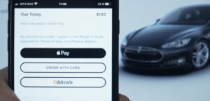Tesla accepts Bitcoin as a means of payment