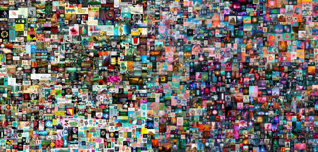 Digital NFT artwork sold for $69 million