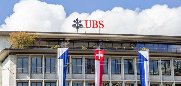 UBS wants to offer cryptocurrencies to clients